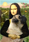 MONA LISA<br>& Bull Mastiff