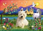 FANTASY LAND<br>& West Highland Terrier#1