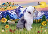 MOUNTAIN COUNTRY<br>& Old English Sheepdog