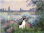 BY THE SEINE<br>& Rat Terrier