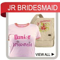 Junior Bridesmaid T-shirts & Gifts