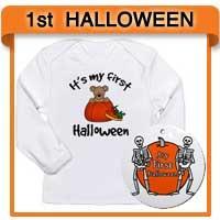 My 1st Halloween Tees, Babys 1st Halloween Gifts