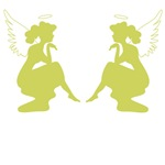 Two Angels Sweatshirts, T-shirts and Hoodies