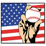 Patriotic Baseball T-shirts, Clothes, Gifts