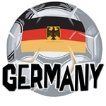 Germany Soccer T-shirts, Swag, Soccer Merch