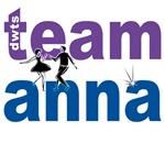 Team Anna DWTS Tee Shirts, Bags, Swag