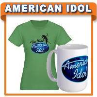 American Idol T-shirts, American Idol Merch