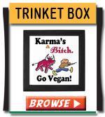 Vegan Trinket Box