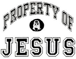 Property of Jesus