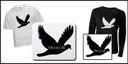 Obama Peace Dove