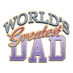 Classic World's Greatest Dad T-Shirts & Gifts