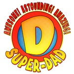 Super-Dad Father's Day T-Shirts & Gifts