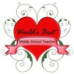 World's Best Middle School Teacher