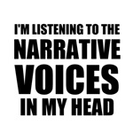 Narrative Voices in My Head