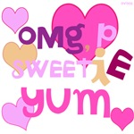 OYOOS Sweetie Pie design
