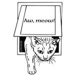 OYOOS Aw Meow Cat design