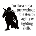 Like A Ninja