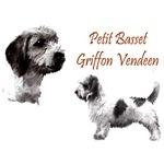 petit basset griffon vendeen, pbgv a few designs