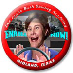 Laura Bush Driving Academy