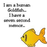 Human Goldfish