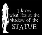 Lost- Shadow of the statue