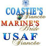 Military Brides & Fiancees