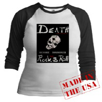 Hot Metal/Gothic/Rock Womans Shirts