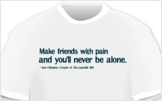 Make Friends With Pain