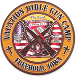 Bible Gun Camp 2009
