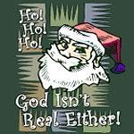 Secular Santa Humor