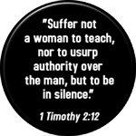 1 TIMOTHY 2:12-15 Gear