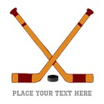 Ice Hockey Customized