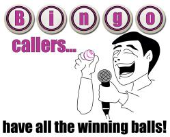 Bingo Callers