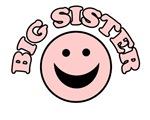 BABY BIG SISTER SHIRT ONSIE BIB GIFT