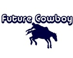 FUTURE COWBOY SHIRT BABY COWBOY TEXAS WYOMING T-SH