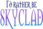 I'd rather be Skyclad