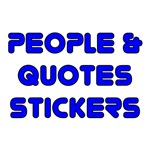 People & Quotes Bumpers