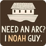 Need An Arc I Noah Guy T-Shirts