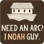 Need An Arc I Noah Guy T-Shirts