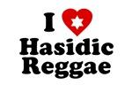 I Love [heart] Hasidic Reggae