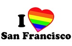 I Love [Heart] San Francisco