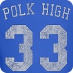 Polk High 33 T-Shirt