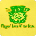 Flippin' Luck O' the Irish