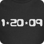 1-20-09 Bush's Last Day T-Shirt