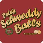 Pete's Schweddy Balls