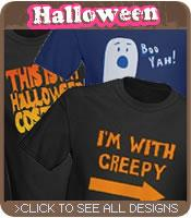 Halloween T-Shirts