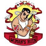 Woman's Ruin