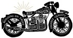 Motorcycle Word Art