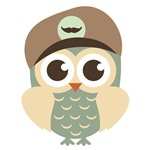 Che Guevara Army Owl