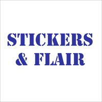 Stickers & Flair